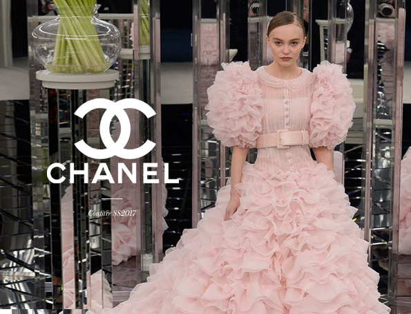 Chanel Haute Couture SS 2017