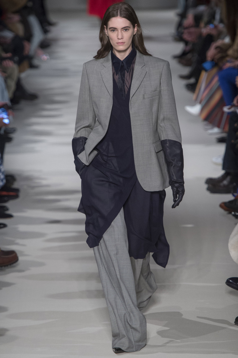 Androgynous fashion trend 2018
